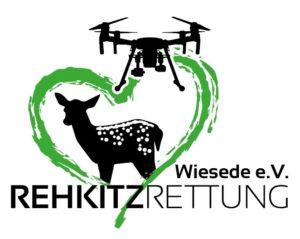 Rehkitzrettung Wiesede e.V. Logo